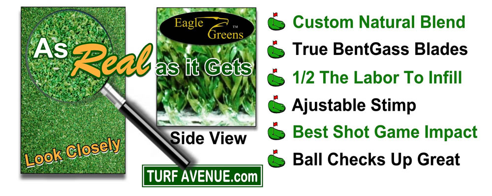 DBL Eagle Putting Green